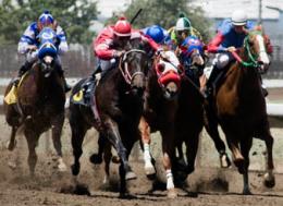 San-Joaquin-County-Fairgrounds-Horseracing
