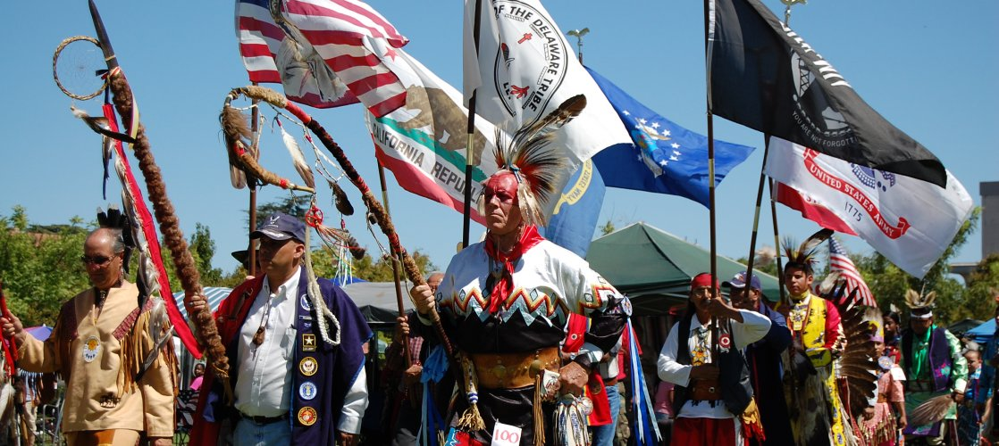 Annual Stockton Indian Pow Wow
