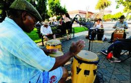 Downtown-Stockton-Weekly-Drum-Circle