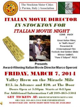 Italian-Movie-Night