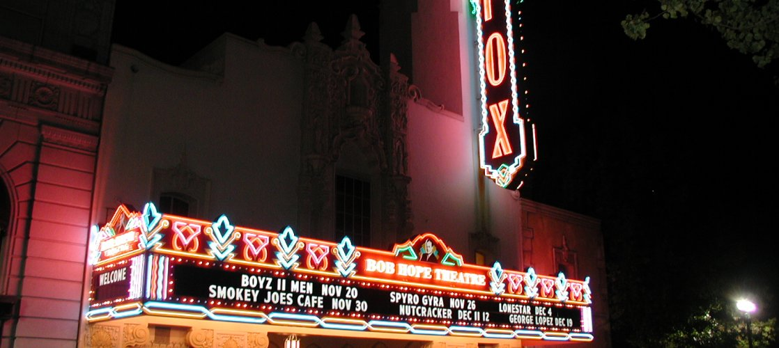 Bob Hope (Fox) Theatre