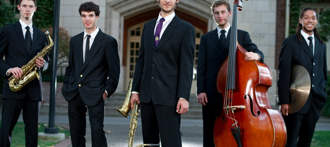 University of the Pacific's Brubeck Quartet