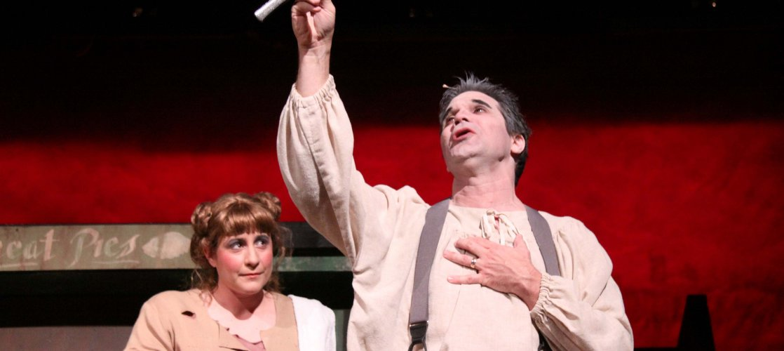 Sweeney Todd at Stockton Civic Theatre