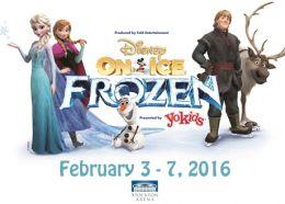 Disneyonice frozen